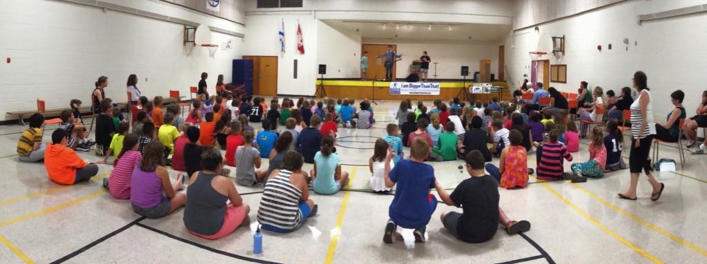 RL Maritimes Robert Kemp Elementary