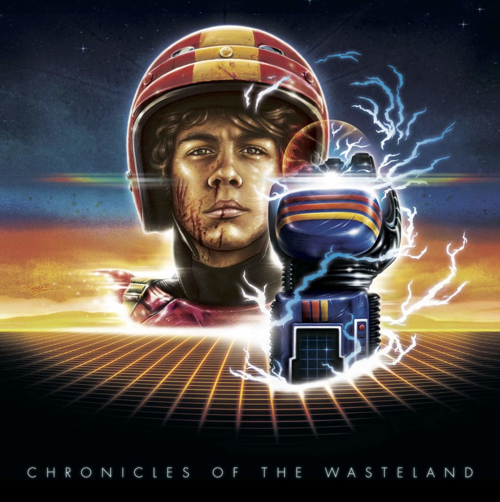 Cover LP – Chronicle Of The Waste Land – Le Matos