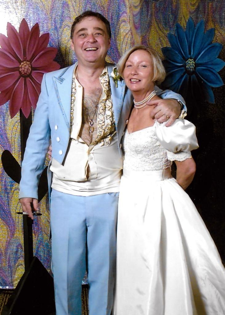 Mike & Debbie Cooper 2006