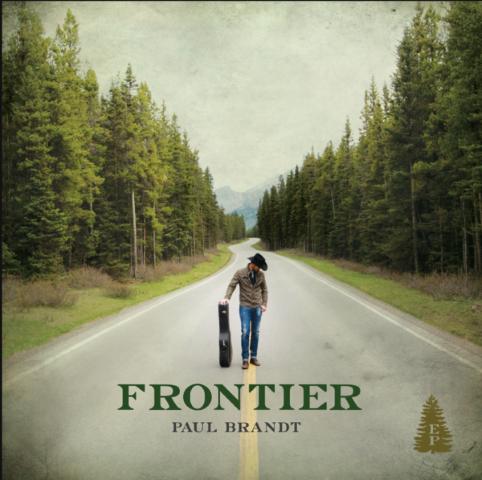 Paul Brandt – Frontier EP Cover
