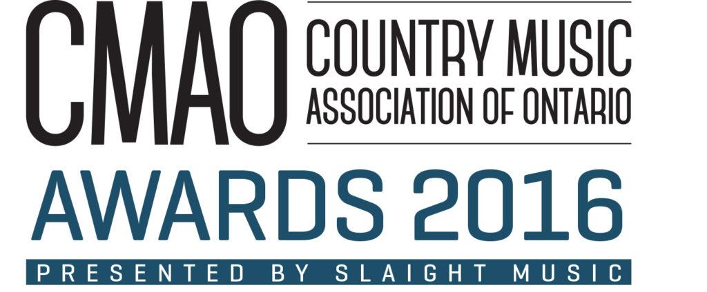 CMAO- Award Show Logo