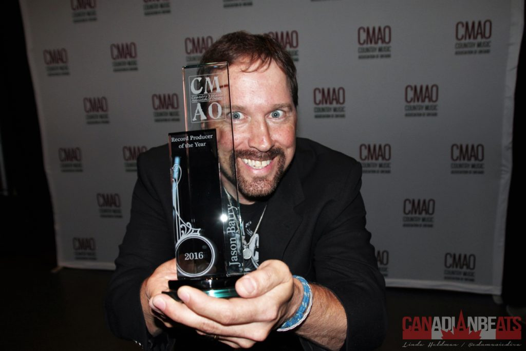Jason Barry - Record Producer of the Year