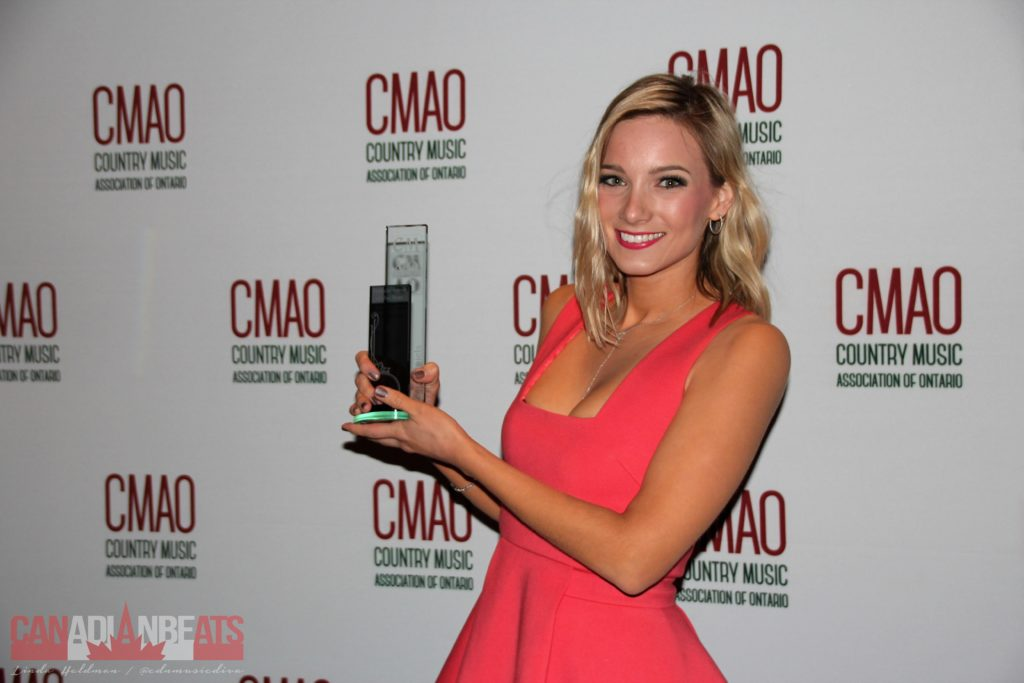 Leah Daniels - Female Artist of the Year
