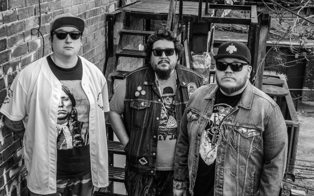 A Tribe Called Red – Black and White – 2016 – 1.8MB