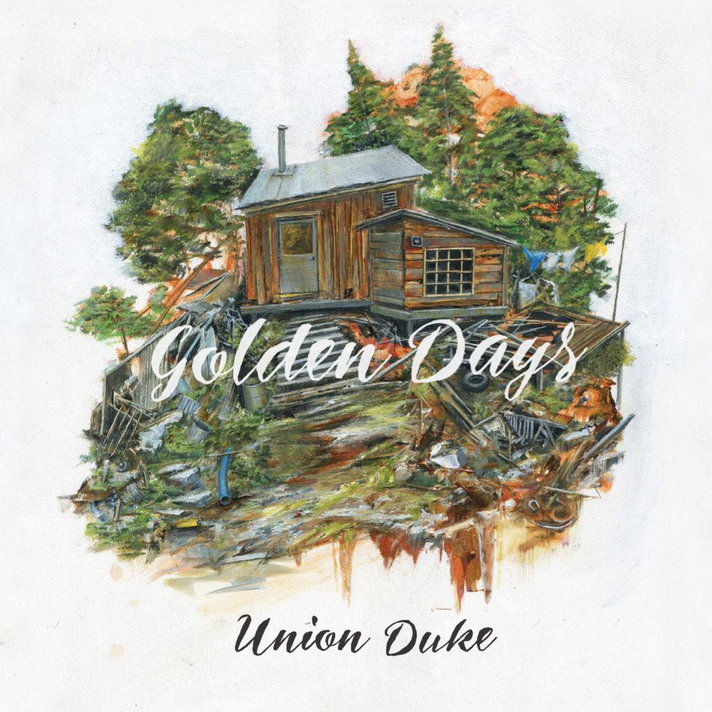 Union Duke – Golden Days – Album Cover Art