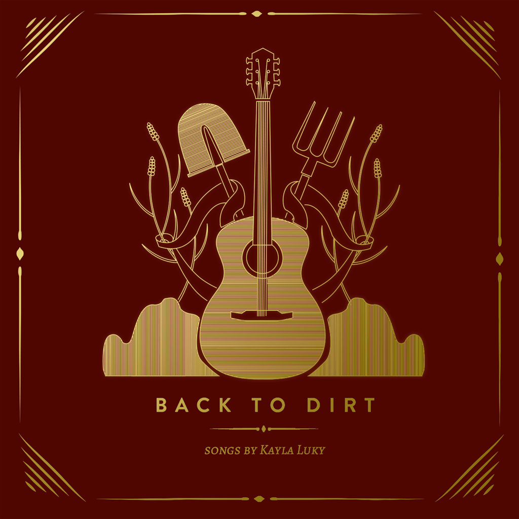 Back To Dirt Cover
