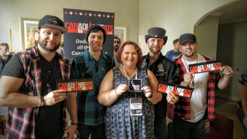 Chris Buck Band – Photo Credit – Canadian Beats