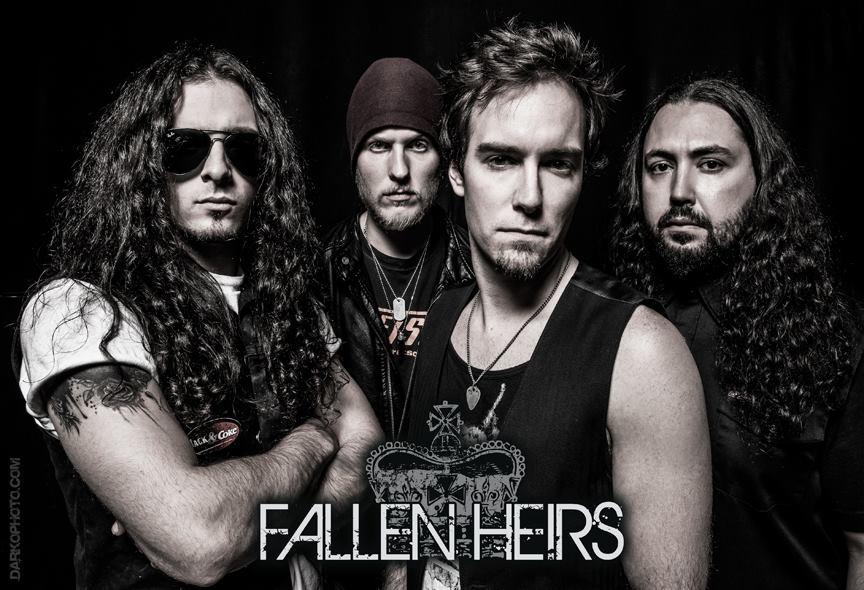 FALLEN HEIRS PROMO 2016