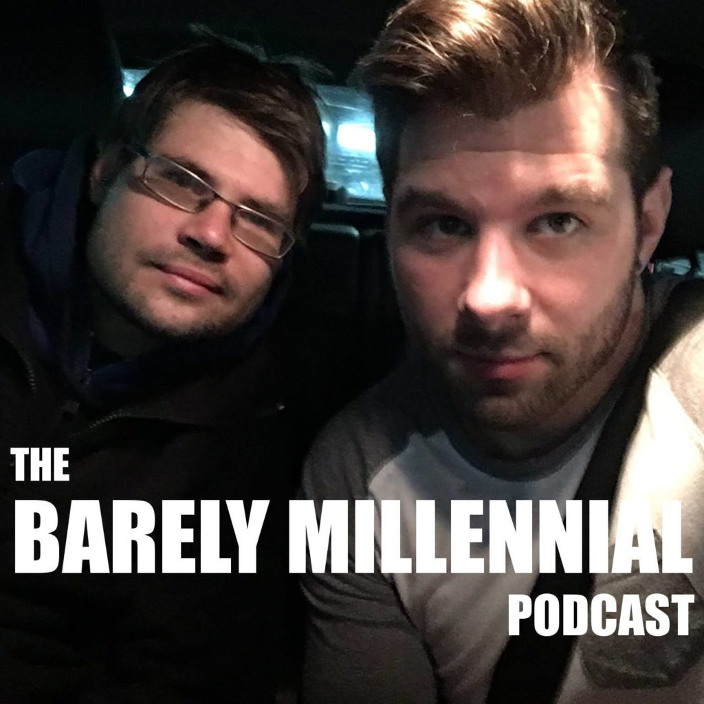 barely millenial