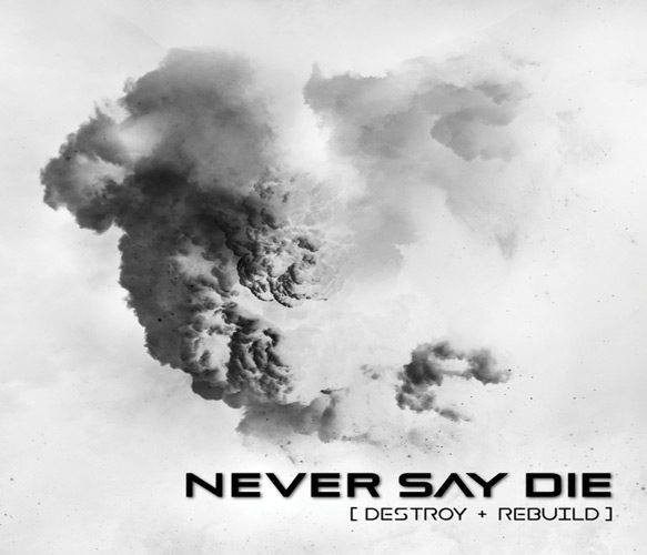 Review Never Say Die Canadian Beats Media