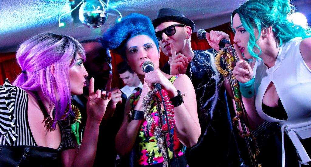 The PepTides – Credit Andre Gagne