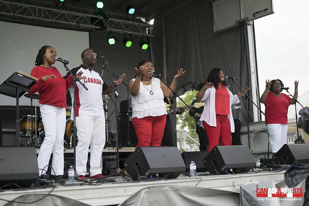 2017060553 Voices of Praise Gospel Choir