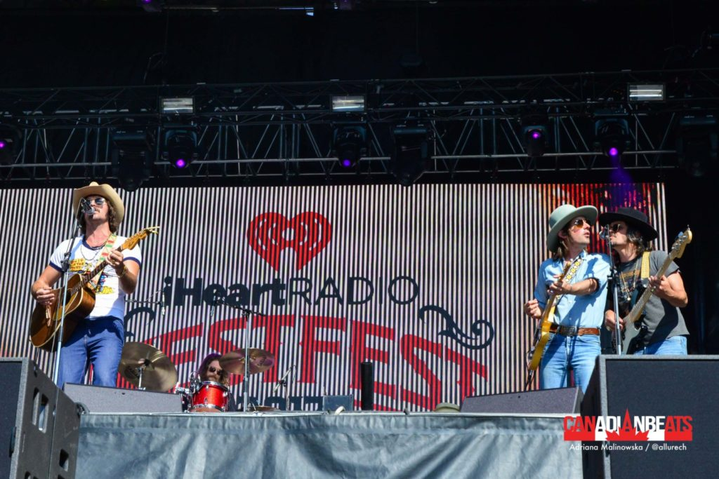 Photo Review Iheartradio Westfest Canadian Beats Media