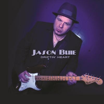 Jason Buie – Driftin Heart album artjpg