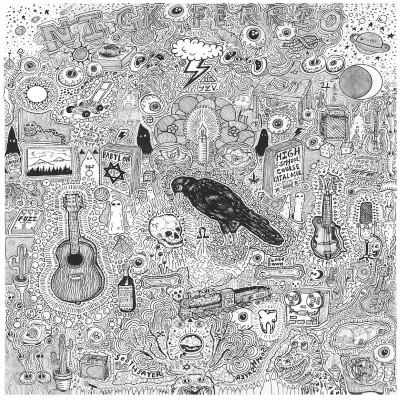 Nick Ferrio – ALBUM ART