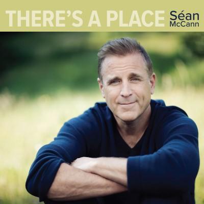 Sean McCann – There's A Place – Album Cover