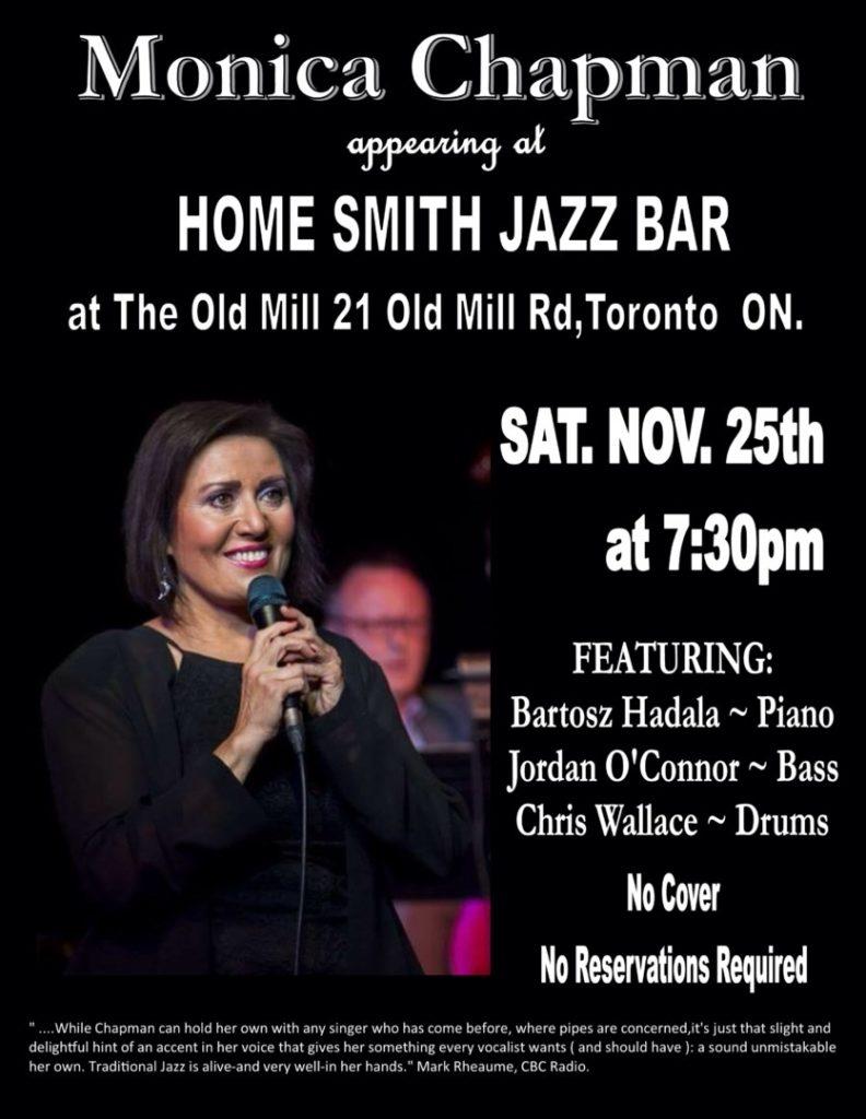 MOnica Home Smith Bar Nov 25 2017