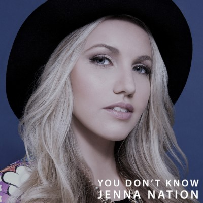 JENNA Nation YDK album cover