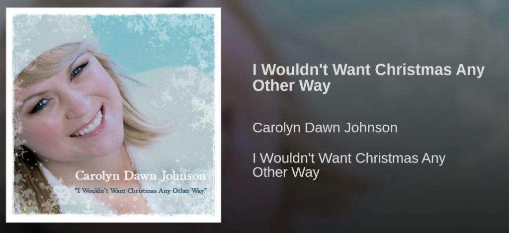 Carolyn Dawn Johnson
