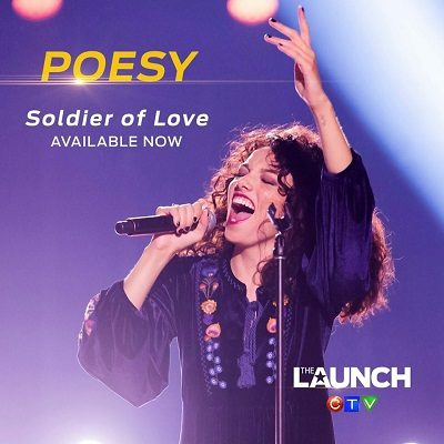 Interview - Poesy - CTV's The Launch | Canadian Beats Media