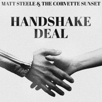 Matt Steele The Corvette Sunset Releases Video For Handshake Deal Canadian Beats Media