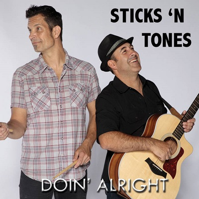 Sticks 'n Tones Album cover photo