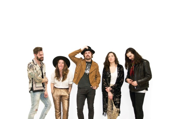 Guidestones _ Band promo shot 2018