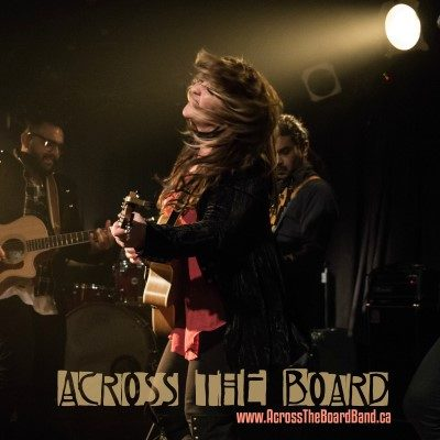 PREMIERE - Across The Board releases video for