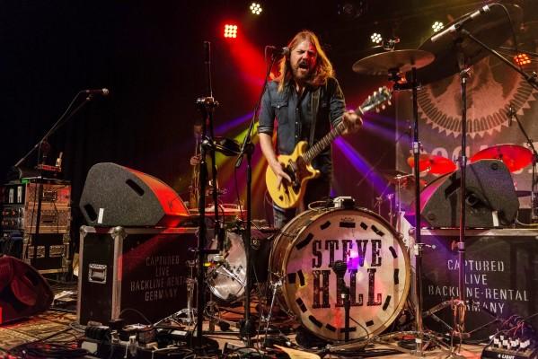 Steve Hill – Credit Szymon Góralczyk