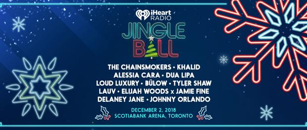 iHeartRadio Jingle Ball is coming to Toronto | Canadian