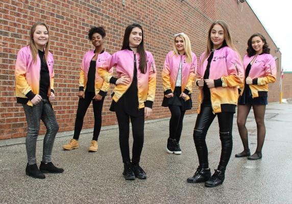 Girl Pow-R Group Photo – 2018 OFFICIAL