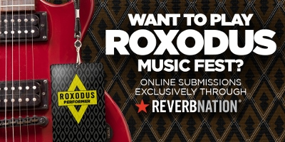 Want to play Roxodus Music Fest? Online application deadline is fast