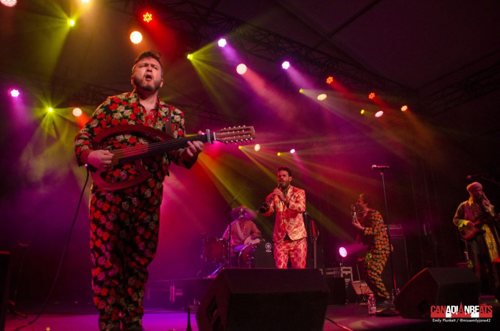 RBC Bluesfest excites audiences through rain and sun