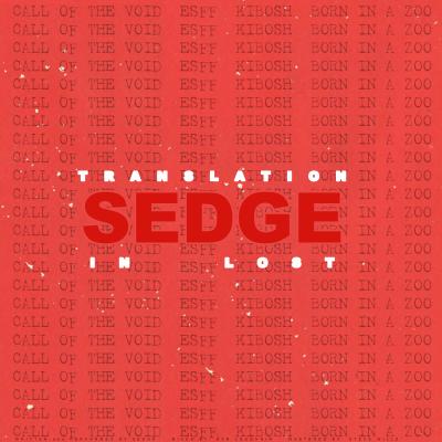 ALBUM ART_TiL_SEDGE