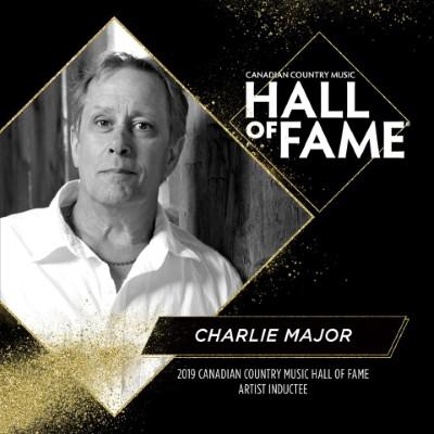 Charlie Major CCMA HOF