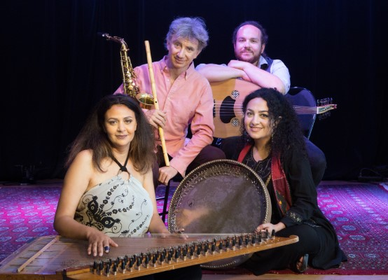 Al Qahwa Ensemble – qanun