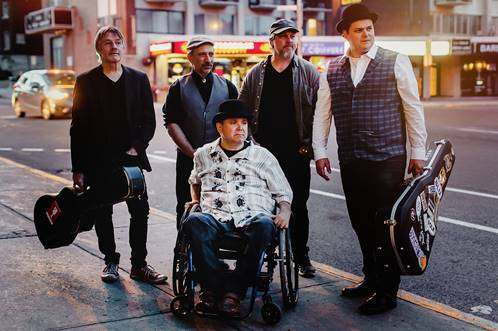 """Durham County Poets release video for """"Hand Me Down Blues"""""""