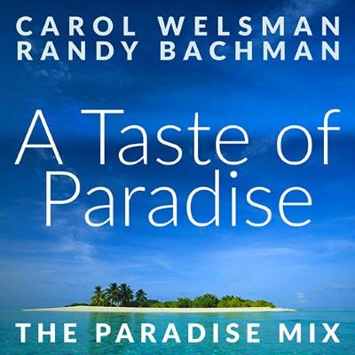 Carol Welsman – A Taste of Paradise – The Paradise Mix