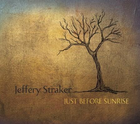 Jeffery Straker_Just Before Sunrise_Album Cover Art
